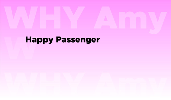 550000 Happy Passenger